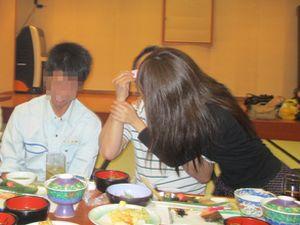 蒲田の料亭でソフトコンパニオン宴会