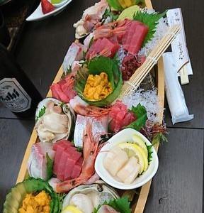 北国松島で温泉&船盛&日本酒宴会